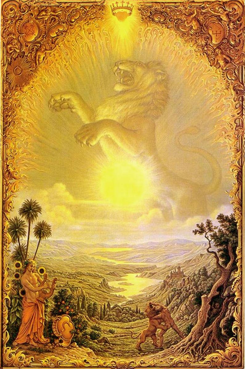 Что сексуальный гороскоп для львов его удивлению